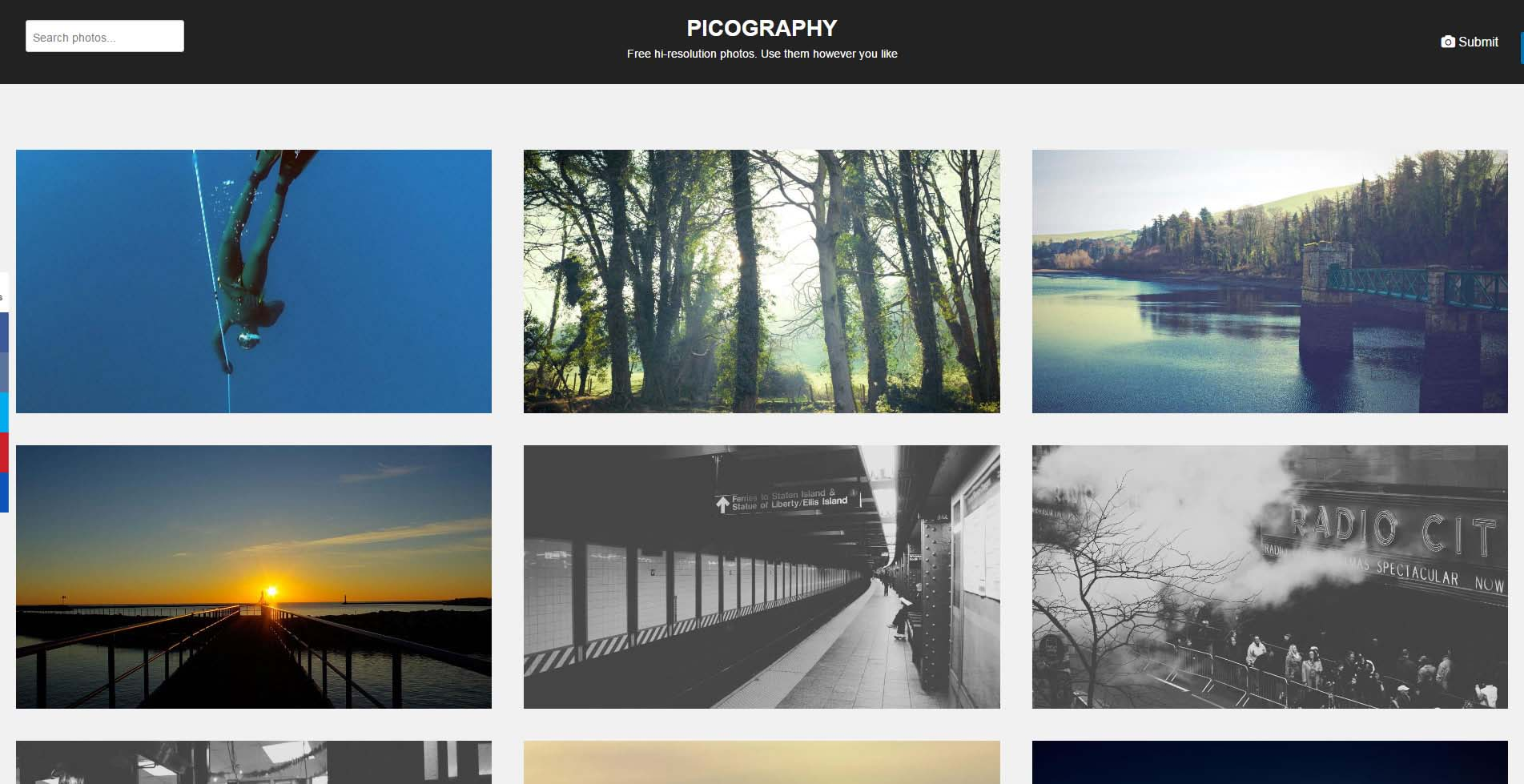 Picography Free Stock Photos for your Website