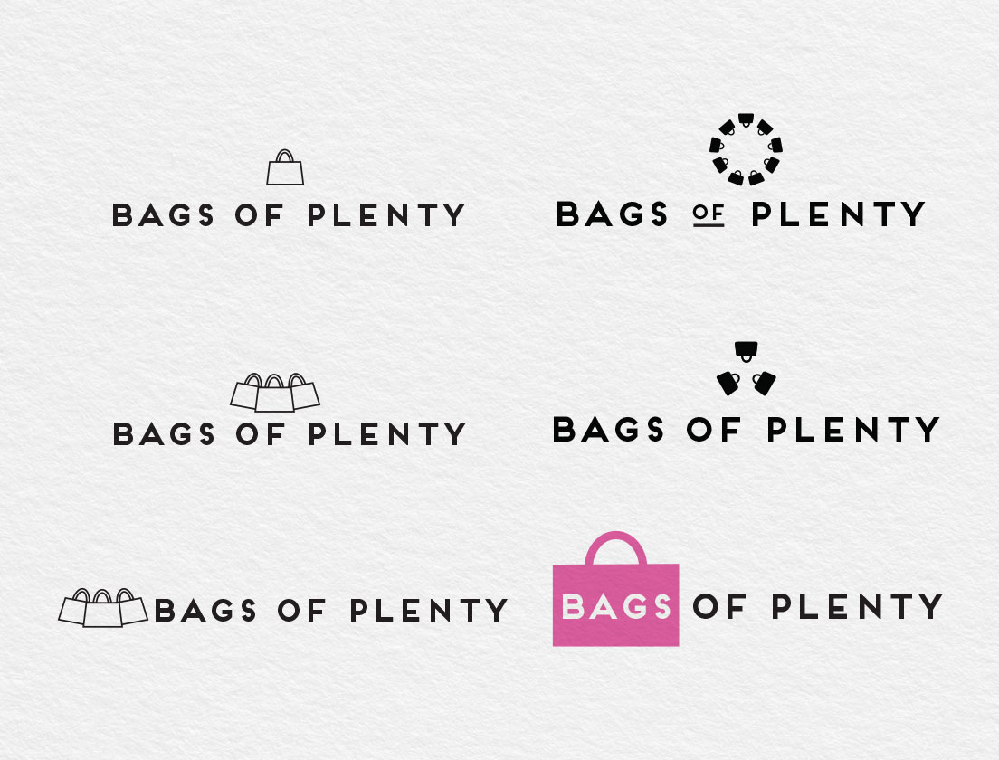 Bags of Plenty Brand Design