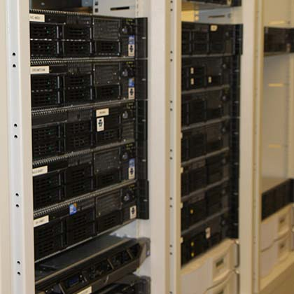Colocation hosting in Gloucestershire