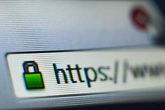 Chrome to mark non-secure websites Image