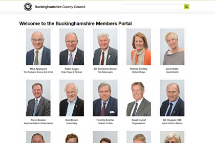 Project Image for Buckinghamshire County Council